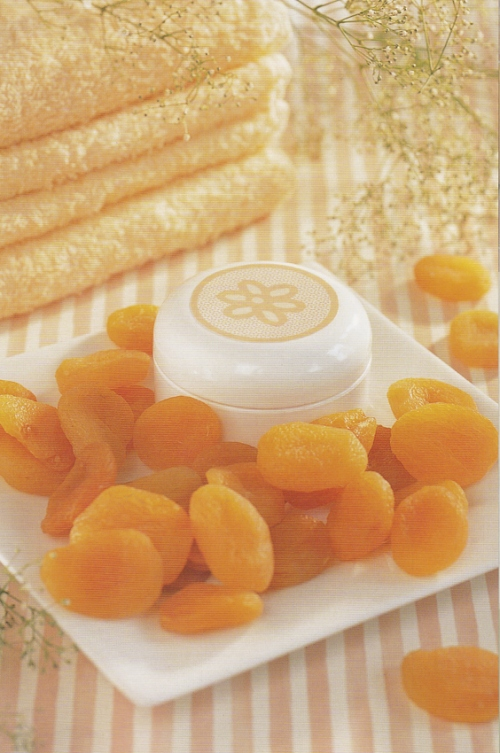 Apricot Scrub